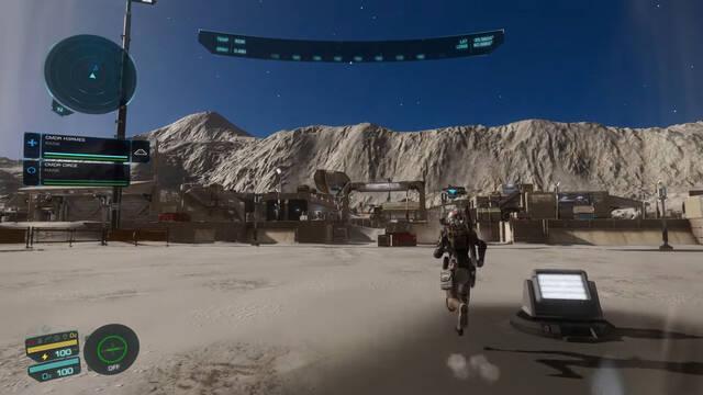 Elite Dangerous Odyssey gameplay alfa pc