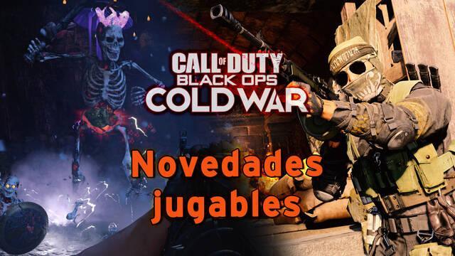 COD Black Ops Cold War recibe hoy dos nuevos modos de juego; detalles