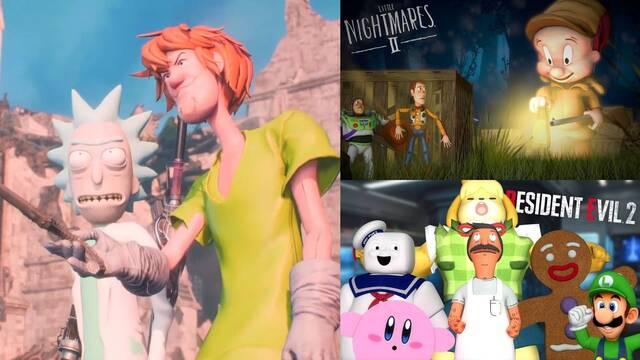 Little Nightmares 2 y sus mods