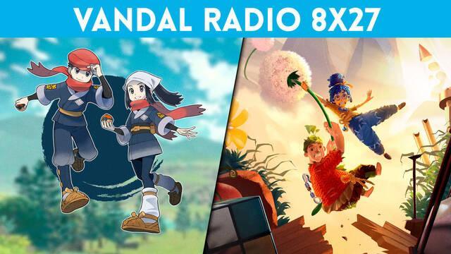 Vandal Radio 8x27