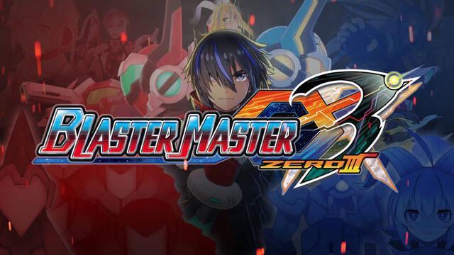 Blaster Master Zero 3 a la venta el 29 de julio