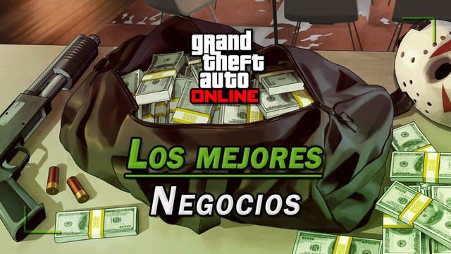 GTA Online: Los 5 mejores negocios que debes comprar para ganar dinero