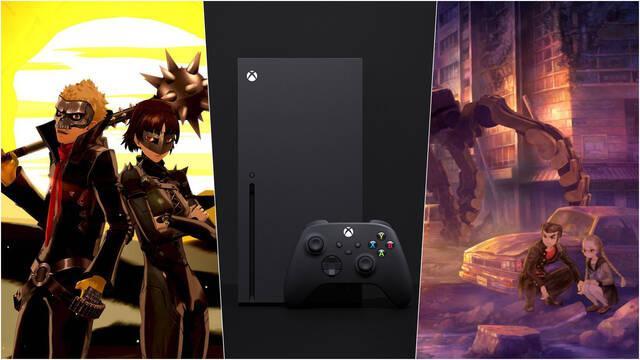 Xbox Persona Shin MEgami Tensei 13 Sentinels
