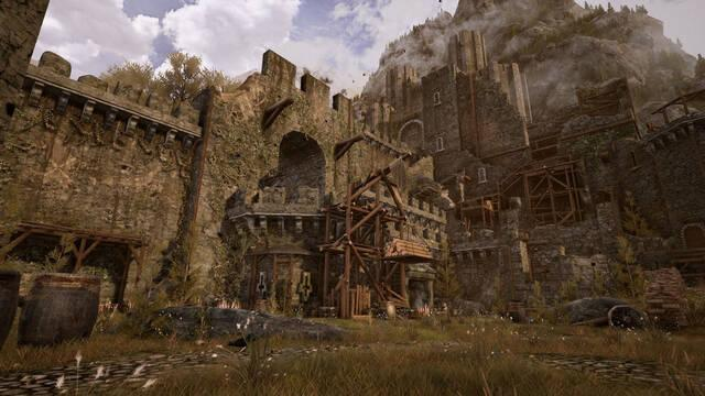 The Witcher 3 en Unreal Engine 4