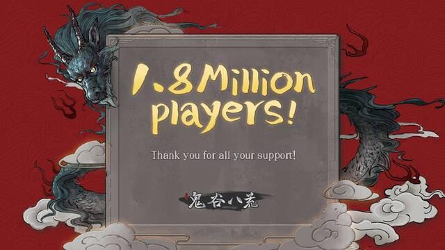 Tale of Immortal supera los 1,8 millones de jugadores y anuncia una versión localizada al inglés.