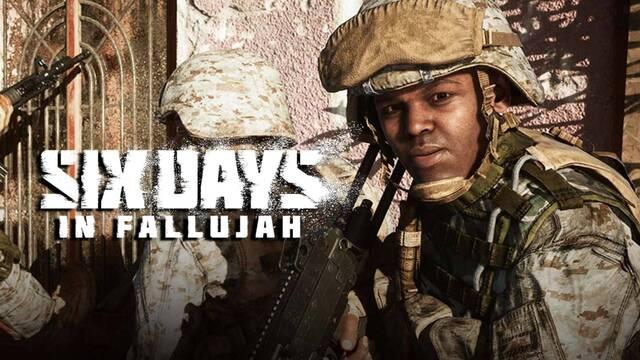 Los hechos representados en Six Days in Fallujah son 'inseparables de la política', según su editora.