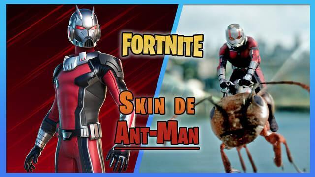 Fortnite: Skin de Ant-Man ya disponible - ¿Cómo conseguirlo?