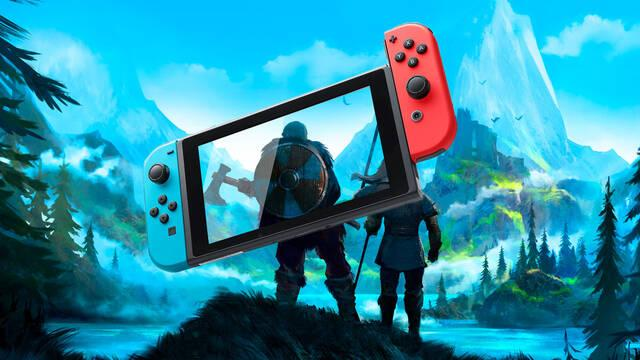 Valheim en Nintendo Switch
