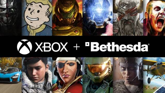Xbox da la bienvenida oficial a Bethesda.