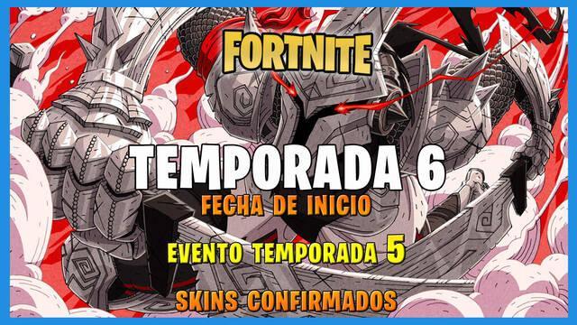 Fortnite Temporada 6