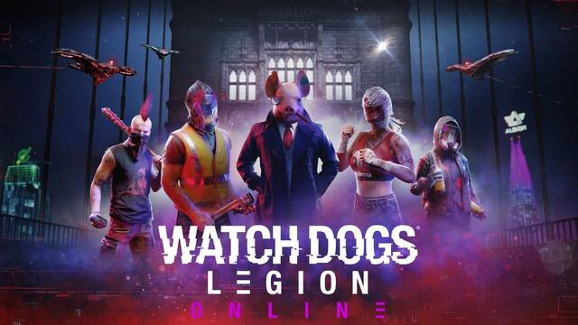 Ya disponible el modo online de Watch Dogs Legion.
