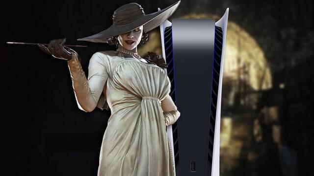 Desvelado el tamaño de Resident Evil 8: Village en PS5.
