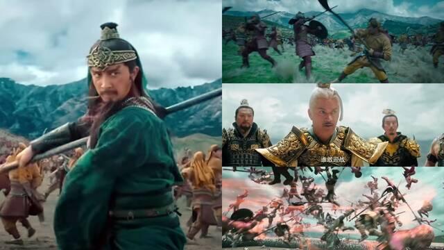 La película de Dynasty Warriors