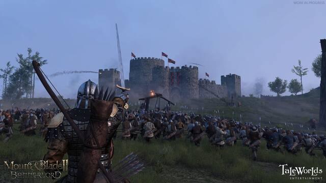 Así se juega con Mount & Blade II: Bannerlord
