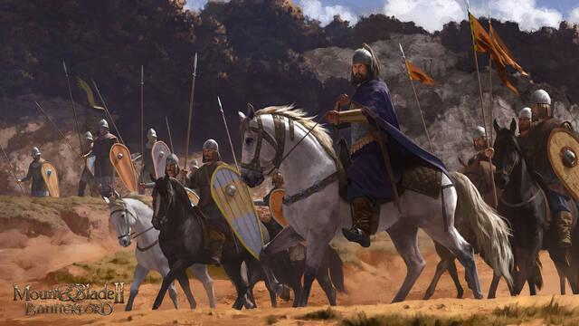El medieval Mount & Blade II: Bannerlord llegará al Acceso anticipado de Steam en marzo