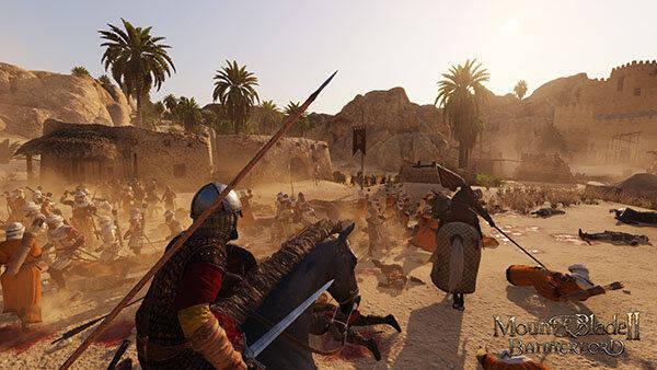 Mount & Blade II: Bannerlord entrará en Acceso anticipado