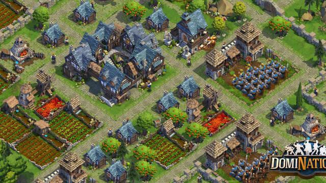 DomiNations, el regreso de Big Huge Games, ya está disponible