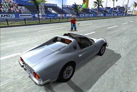 Primeras imágenes de Outrun 2006 para PS2