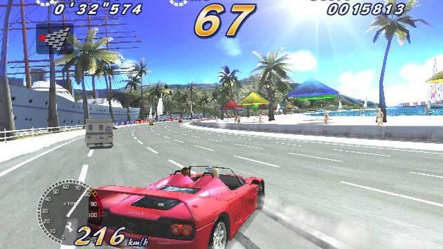 Nuevas imágenes de Outrun 2006