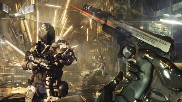Se filtran las primeras imágenes de Deus Ex: Mankind Divided