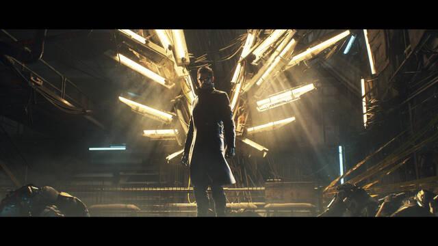 Square Enix hace oficial Deus Ex: Mankind Divided