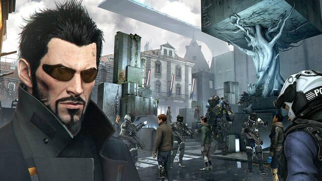 La reserva digital de Deus Ex: Mankind Divided en Xbox One nos recompensará con Human Revolution