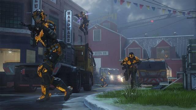 Call of Duty: Black Ops III recibe nuevo contenido con Operation Swarm