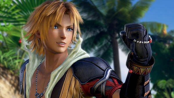 Dissidia Final Fantasy NT muestra su jugabilidad en el E3 2017