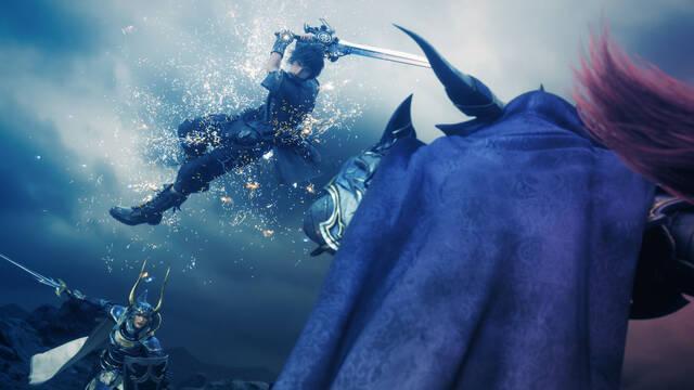 Comienza la beta abierta de Dissidia Final Fantasy NT