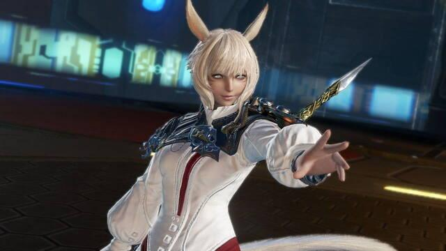 Abierto el registro para la beta de Dissidia Final Fantasy NT