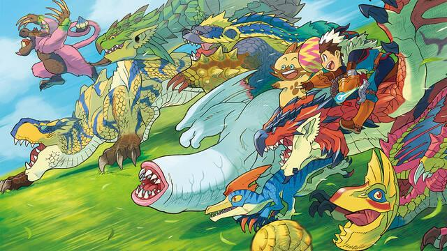 Así son las primeras dos horas de Monster Hunter Stories