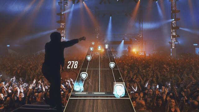 Desveladas más canciones de Guitar Hero Live