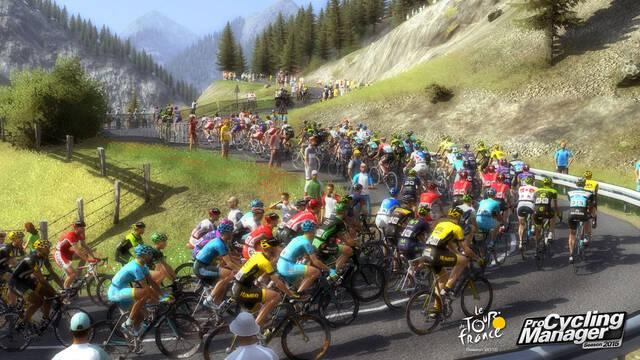 Le Tour de France 2015 y Pro Cycling Manager 2015  se muestran por primera vez en vídeo