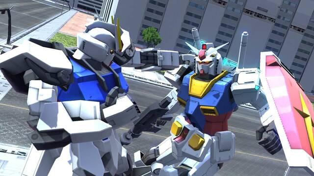 Bandai Namco anuncia Gundam Battle Operation Next