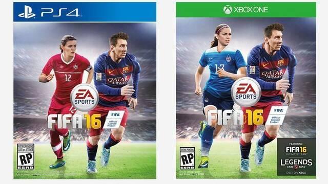 Lionel Messi podría desaparecer de la portada de los próximos FIFA