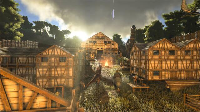 ARK: Survival Evolved muestra sus próximas actualizaciones