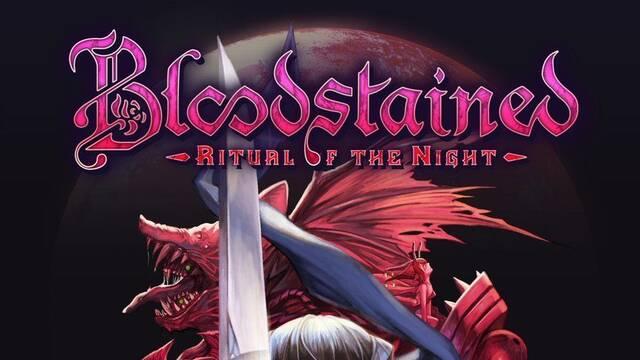Presentado el arte de la portada de Bloodstained: Ritual of the Night