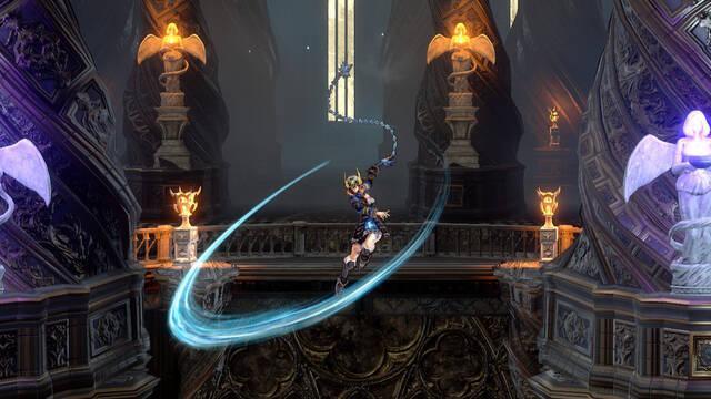 Bloodstained se actualizará en Switch para mejorar su rendimiento