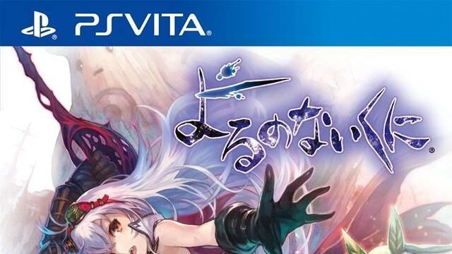 Presentada la portada de Yoru no Nai Kuni