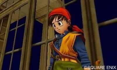 Dragon Quest VIII: El Periplo del Rey Maldito nos cuenta más de su historia en un nuevo tráiler