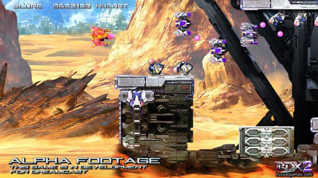 Anunciado Redux 2, un juego de disparos para Dreamcast
