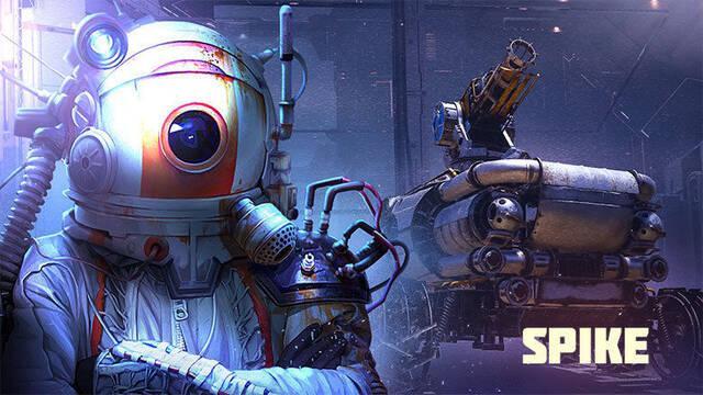 Crossout nos presenta a Spike, el científico de los Hijos del Amanecer