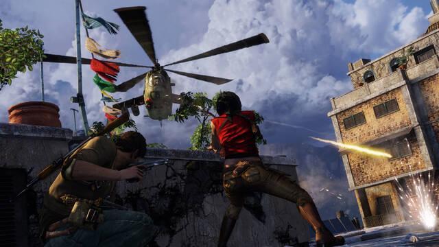 Naughty Dog: 'El 80% de los poseedores de PS4 jamás han jugado a Uncharted'