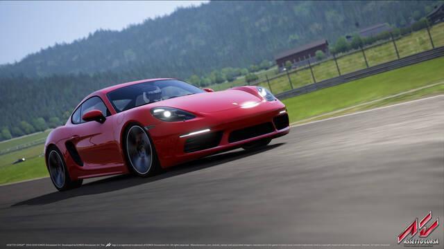 El primer pack de Porsche llega a Assetto Corsa en PC