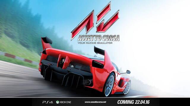 Assetto Corsa se retrasa y llegará finalmente el 3 de junio a Xbox One y PlayStation 4