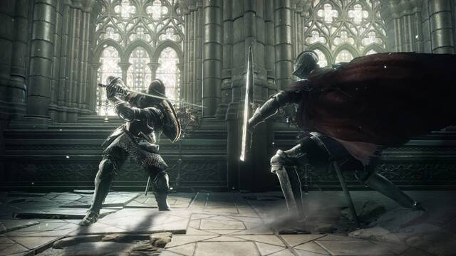 Dark Souls 3 contaba con un modo multijugador llamado Battle Royale