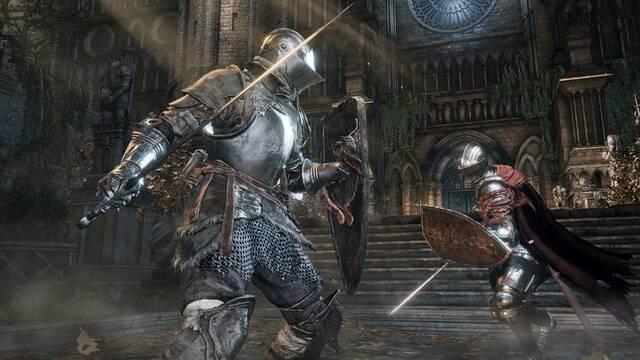 Dark Souls III mejorará su frame rate en PS4 Pro
