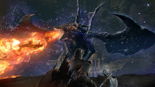 Bandai Namco anuncia Dark Souls Trilogy para PS4 y Xbox One para EE.UU.
