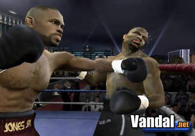 Primeras imágenes de Fight Night 2004
