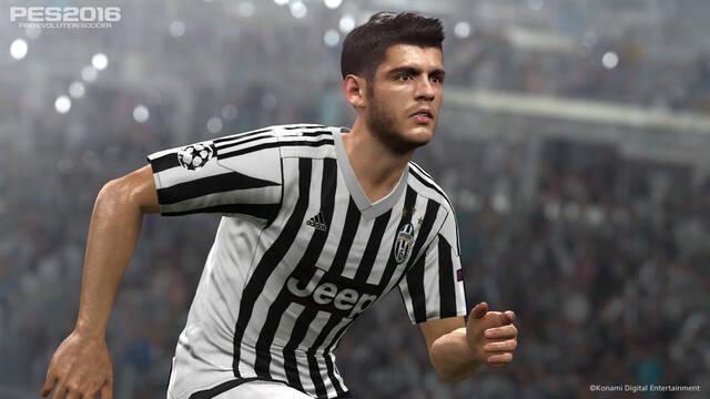 Pro Evolution Soccer 2016 se deja ver en nuevas imágenes